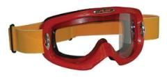 Lightweight Red Sport Atv/Motorcross Goggles