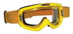 Lightweight Yellow Sport Atv/Motorcross Goggles