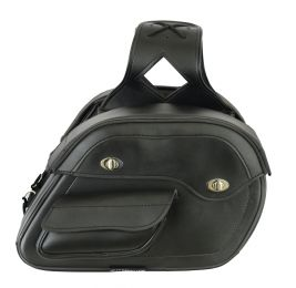 DS300 Two Strap Saddle Bag
