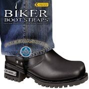 BBS/FM6 Weather Proof- Boot Straps- Freemasons- 6 Inch