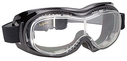 9305 Airfoil Goggle- Clear