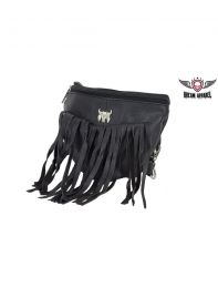 Women's Classic Western Leather Belt Bag