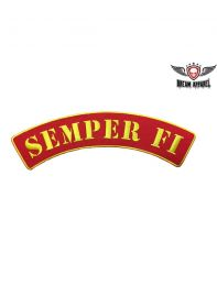 Semper Fi Top Rocker