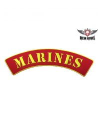 Marine Corps Top Rocker